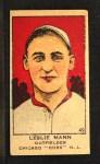 1919 W514 #49  Leslie Mann  Front Thumbnail