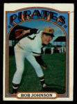 1972 Topps #27  Bob Johnson  Front Thumbnail