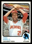 1973 Topps #8  Tom Hall  Front Thumbnail