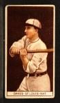 1912 T207 #142   Rebel Oakes   Front Thumbnail