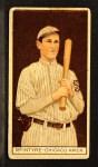 1912 T207 #120  Matty McIntyre    Front Thumbnail