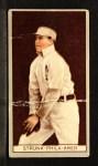 1912 T207 #178  Amos Strunk    Front Thumbnail