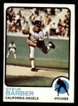 1973 Topps #36   Steve Barber Front Thumbnail