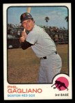 1973 Topps #69   Phil Gagliano Front Thumbnail