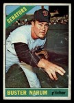1966 Topps #274   Buster Narum Front Thumbnail