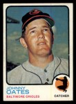 1973 Topps #9  Johnny Oates  Front Thumbnail