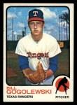 1973 Topps #27   Bill Gogolewski Front Thumbnail