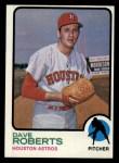 1973 Topps #39   Dave Roberts Front Thumbnail