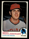 1973 Topps #157   Denny Riddleberger Front Thumbnail