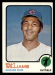 1973 Topps #200  Billy Williams  Front Thumbnail