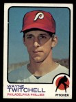 1973 Topps #227   Wayne Twitchell Front Thumbnail