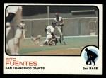 1973 Topps #236   Tito Fuentes Front Thumbnail