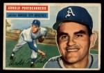 1956 Topps #53   Arnie  Portocarrero Front Thumbnail