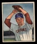 1950 Bowman #27  Herm Wehmeier  Front Thumbnail