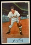 1954 Bowman #135  Johnny Pesky  Front Thumbnail
