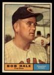 1961 Topps #532  Bob Hale  Front Thumbnail