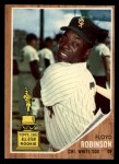 1962 Topps #454   Floyd Robinson Front Thumbnail