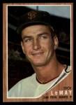 1962 Topps #71   Dick LeMay Front Thumbnail