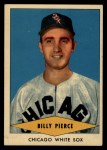 1954 Red Heart #24   Billy Pierce Front Thumbnail