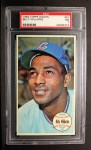 1964 Topps Giants #52   Billy Williams  Front Thumbnail
