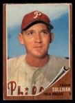1962 Topps #352  Frank Sullivan  Front Thumbnail