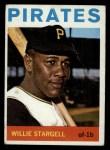 1964 Topps #342  Willie Stargell  Front Thumbnail