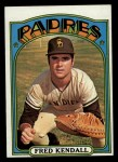 1972 Topps #3  Bobby Tolan  Front Thumbnail