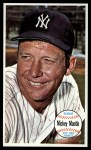 1964 Topps Giants #25  Mickey Mantle   Front Thumbnail