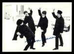 1964 Topps Beatles Black and White #67  John Lennon  Front Thumbnail