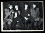 1964 Topps Beatles Black and White #145  John Lennon  Front Thumbnail