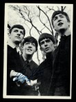 1964 Topps Beatles Black and White #13   Ringo Starr Front Thumbnail