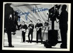 1964 Topps Beatles Black and White #68   George Harrison Front Thumbnail