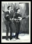 1964 Topps Beatles Black and White #122   Paul Mccartney Front Thumbnail