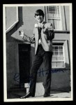 1964 Topps Beatles Black and White #46  George Harrison  Front Thumbnail