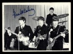 1964 Topps Beatles Black and White #62  Paul Mccartney  Front Thumbnail