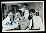 1964 Topps Beatles Black and White #51   Ringo Starr Front Thumbnail