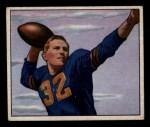 1950 Bowman #26   John Lujack Front Thumbnail