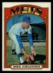 1972 Topps #16  Mike Jorgensen  Front Thumbnail