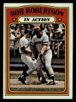 1972 Topps #430  In Action  -  Bob Robertson Front Thumbnail