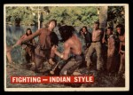 1956 Topps Davy Crockett #33 ORG  Fighting Front Thumbnail