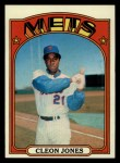 1972 Topps #31   Cleon Jones Front Thumbnail