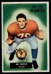 1955 Bowman #51   Ray Krouse Front Thumbnail
