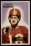 1955 Bowman #77   Al Dorow Front Thumbnail