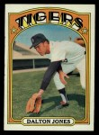 1972 Topps #83  Dalton Jones  Front Thumbnail