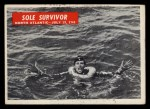 1965 Philadelphia War Bulletin #23  Sole Survivor  Front Thumbnail