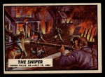 1962 Topps Civil War News #70  The Sniper  Front Thumbnail