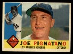1960 Topps #442  Joe Pignatano  Front Thumbnail