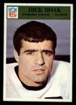 1966 Philadelphia #149   Dick Hoak Front Thumbnail