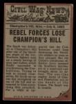 1962 Topps Civil War News #48   Smashing the Enemy Back Thumbnail