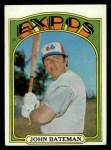 1972 Topps #5   John Bateman Front Thumbnail